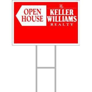 Keller-Williams-by-Stengle-Signs_0001_Keller12x18OpenHouseArrows