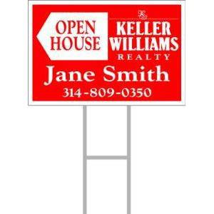 Keller-Williams-by-Stengle-Signs_0003_Keller12x18CustomOpenHouseArrows